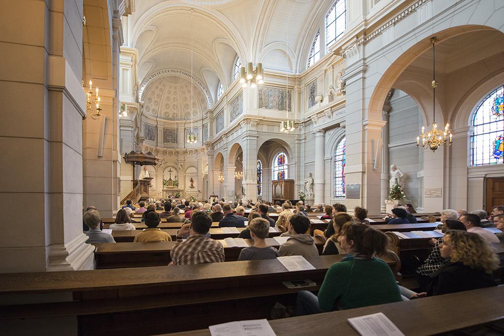 Zondagse eucharistieviering